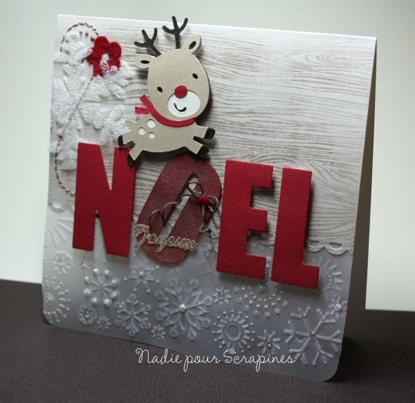 Joyeux no l - Idee de cadeau de noel a fabriquer ...