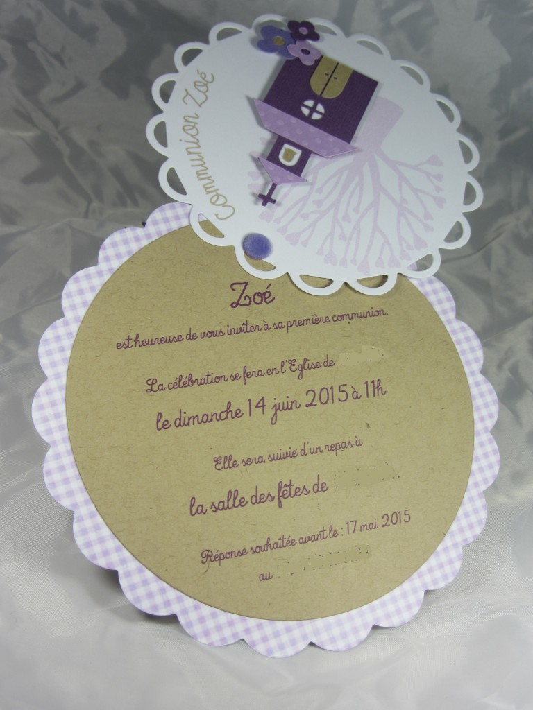 Invitation communion par Riveli